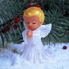 Angel boy 3D soap