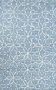 nuLOOM Wool Hand Tufted Clementina Area Rug | Contemporary Rugs