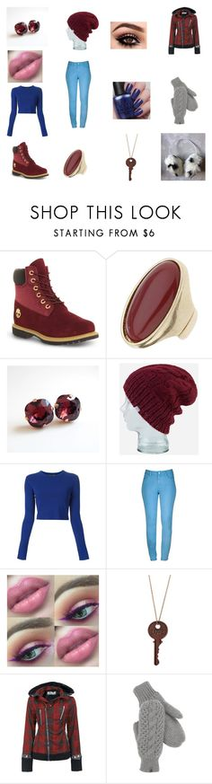 """Don't touch me it's cold"" by scorpio-queen ❤ liked on Polyvore featuring Timberland, Coal, Proenza Schouler, NYDJ, Poizen Industries and The North Face"