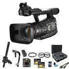 Canon XF305 HD Pro Camcorder Kit 32GB Hardcase Microphone UV w/ 4pc Macro + More - http://cameras.goshoppins.com/camcorders/canon-xf305-hd-pro-camcorder-kit-32gb-hardcase-microphone-uv-w-4pc-macro-more/