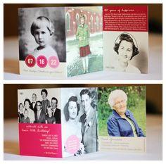 90th Birthday Cupcake Decorating Ideas | Birthday Party Ideas - 90th birthday party ideas | Pear Salad a blog ...
