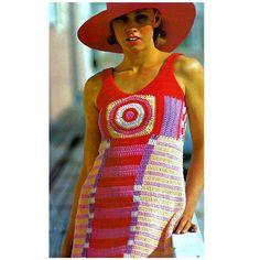 INSTANT DOWNLOAD PDF Vintage Crochet by PastPerfectPatterns,etsy