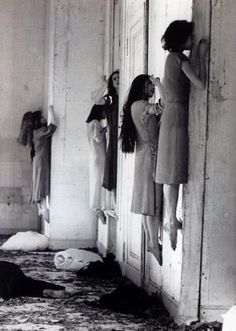 Pina Bausch Blaubart, 1977 [Bluebeard, 1977] / Vintage Movement <3