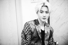 Suho | official SMTOWNnow 140730 update 'The Lost Planet in Chongqing'