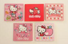 Hello Kitty vintage 90's sticker books