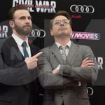 Captain America Civil War London Premiere