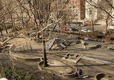 Afbeeldingsresultaat voor concrete playground