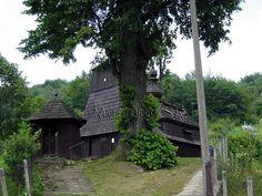 Mirola Muzeum.SK - Drevené kostolíky na Slovensku