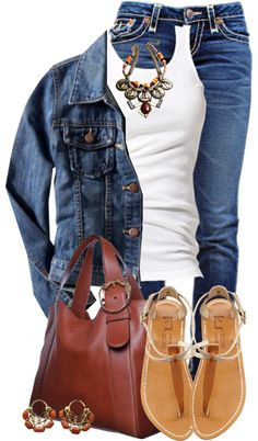 """""""Casual Comfort"""" by tammylo-12 on Polyvore"""
