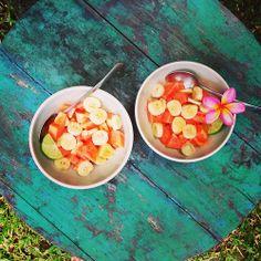 Breakfast In Bali   Tropical Paradise
