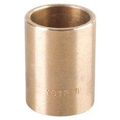 Sleeve Bearing, I.D. 1/2, L 1, Pk 3