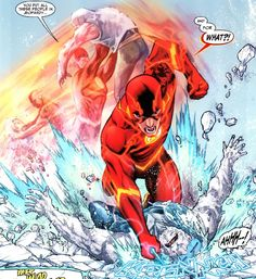 The Flash #7 by Francis Manapul