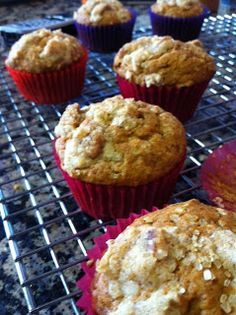 -Homemade pumpkin muffin  (prepared with the following LID substitutions:  non-iodized salt, egg whites, unsalted/non-dairy butter)  Note: this tasty recipe makes about 18 muffins---freeze some for emergencies :)