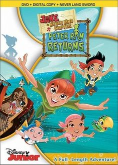 Jake and the Never Land Pirates: Peter Pan Returns (Includes Digital Copy) (Widescreen)