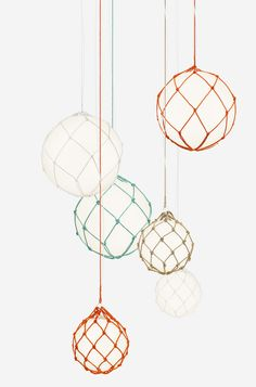 Handmade pendant lamp FISHERMAN by ZERO | #design Mattias Ståhlbom