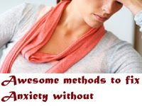 Fix Anxiety Disorder Without Medication