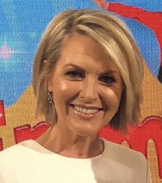 Georgie Gardner hair