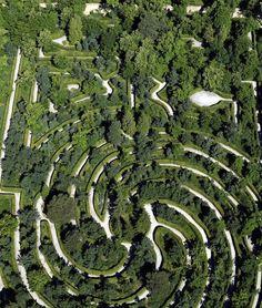 Jardines del Real Sitio de la Granja de San Ildefonso (Segovia)…