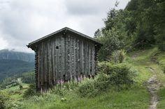 A hut in Tyrol, Austria