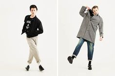 DOUBTFUL AS DOUBLE® Fall/Winter 2015 Lookbook Preview
