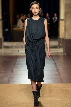 Hermès, Осень-зима 2014/2015, Ready-To-Wear, Париж