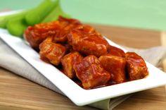 Oh-Honey-Honey Boneless BBQ Wings