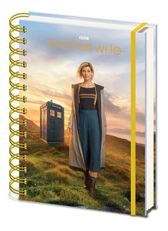 Movie and Music Notebooks – Cowes Town Central Doctor Who, Home Doctor, 13th Doctor, Music Notebook, Hardback Notebook, New 007, Uk Time, Time Lords, Dr Who
