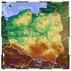 Geography of Poland - Wikipedia, the free encyclopedia Ukraine, Poland Map, Polish Recipes, Polish Food, World Recipes, International Recipes, Roots, Cabbage, Recipies