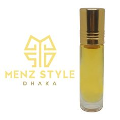 Rakaan 6ml Perfume Oil  Imported from Switzerland  Exclusively selected by Menz Style Dhaka  The fragrance begins with fresh light crispy notes of grapefruit and Caribbean lime. Middle notes are inspired by the delicacy of lotus flowers and the evergreen precious agarwood and the base culminates with the lingering essence of agarwood and grey amber. Created for men, this awe-inspiring fragrance leaves you entranced in its grasp, epitomizing victory in every way.