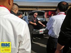 """2015 Toyota Camry """"Ride and Drive"""" Launch Event at California's Great America in Santa Clara, CA."""