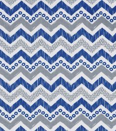 Keepsake Calico Fabric- Multi Chevron