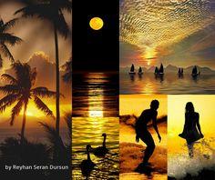 '' Sunset '' by Reyhan Seran Dursun