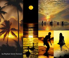 '' Sunset '' by Reyhan Seran Dursun