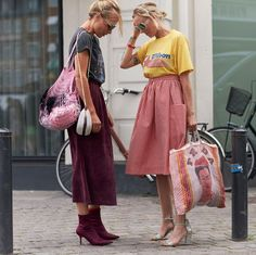 いいね!4,682件、コメント35件 ― FashioninPillsさん(@fashioninpills)のInstagramアカウント: 「#CPHFW #SS18 credits to IMAXTREE for @fashionista_com #STREETSTYLE」