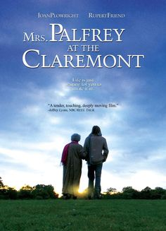 Amazon.com: Mrs Palfrey at the Claremont: Joan Plowright, Rupert Friend, Zoe Tapper, Anna Massey, Robert Lang, Dan Ireland: Movies & TV