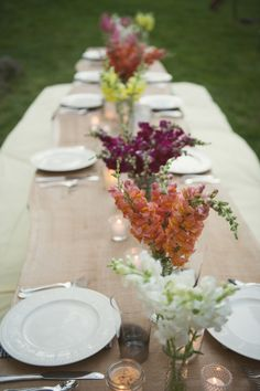 Colorful Blooms | Carla Ten Eyck Photography