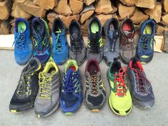 How to choose the best trail running shoes