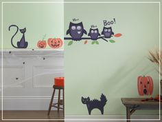 Halloween decals on sale at weedecor.com - up to 40 % off!