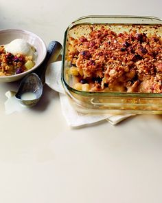 Pear and Cranberry Crisp - Martha Stewart Recipes