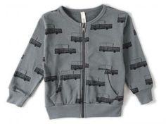 Mehari Zip Sweatshirt