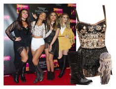 """""""Radio City Summer Live with Little Mix"""" by little-mix-fashionlover ❤ liked on Polyvore featuring moda e Dolce&Gabbana"""