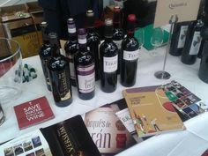 Marqués de Terán en The London Wine Fair
