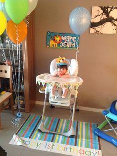 Blog My Little Party - Ideas e Inspiración para Fiestas: Vuestras Fiestas: Primer Cumpleaños de Marc David Girl Birthday Themes, Girl Themes, Birthday Parties, Matilda, Minions, Baby Hacks, Cake Smash, Pregnancy Photos, Ideas Para