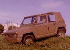 Citroën M7 : Prototype roulant, 1973