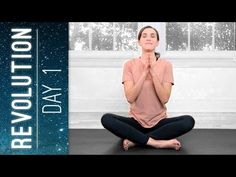 Revolution - Day 1 - Practice Ease - Yoga With Adriene - YouTube