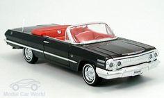 Chevrolet Impala Cabriolet, schwarz