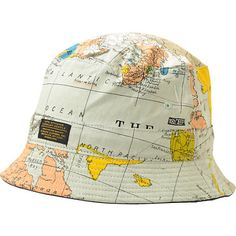 192ecc7cc66 10 Deep Thompson Maps Bucket Hat Bucket Hat