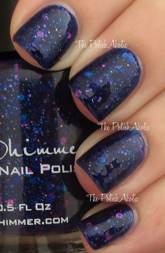 The PolishAholic: KBShimmer Fall 2013 Collection Swatches