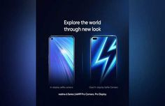 Real fans get ready, Realme 6 Pro & Realme 6 set to launch in Pakistan next week Pakistan News, Live Events, Product Launch, Facebook, News From Pakistan