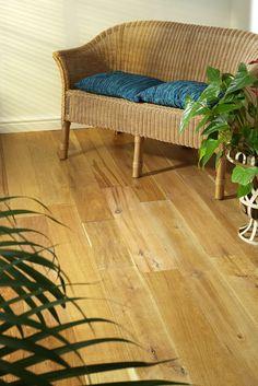 OTTOMAN Is So Cute Kahrs Oak Limestone Engineered Wood